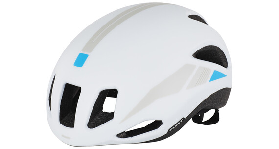 Giant Rivet Helmet white western